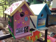 Rutledge Park Birdhouse Village