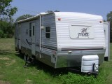 puma travel trailer