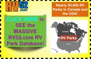rv parks canada usa database free