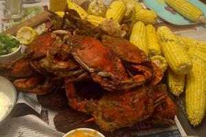 Cameron's Seafood Restaurant – How to Eat Crabs. No innuendo, no PETA.