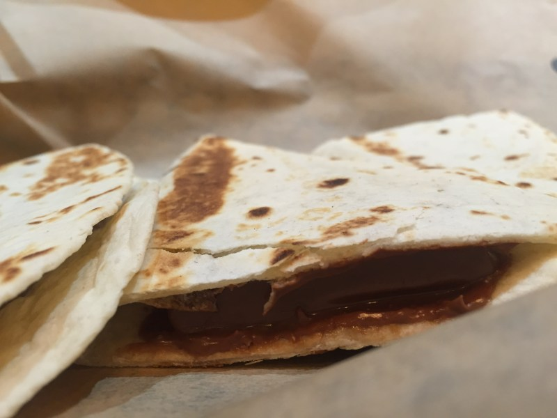 Large Of Kit Kat Quesadilla