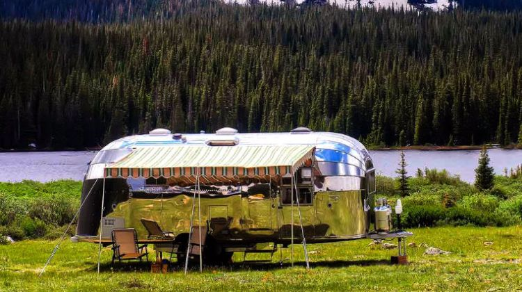 Turning a Vintage Airstream into a Place all Your Own