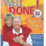"""Enjoy Excellent """"Courses"""" with Jack Nicklaus` Cookbook"""