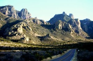 Nearby is Big Bend National Park.