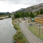 You Can Practically Fish from Your Campsite at this RV Park