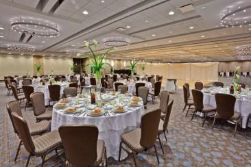 Wedding Banquet Crowne Plaza Chicago