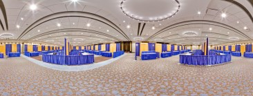 Convention Hall at the Crowne Plaza Rosemont, IL