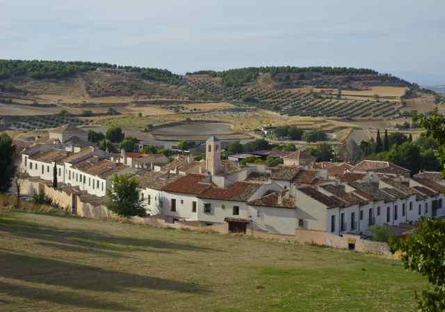 Chinchon, Spain
