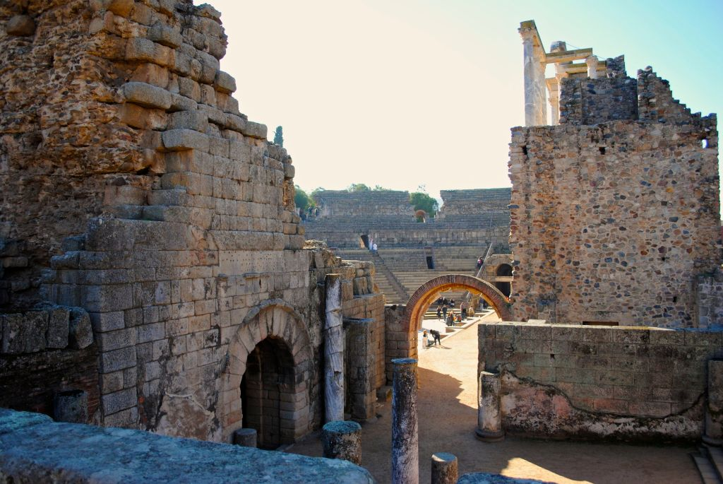 Roman Theater Side