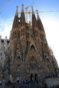 Barcelona Sagrada Fam
