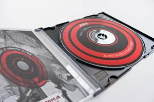 cd w pudełku