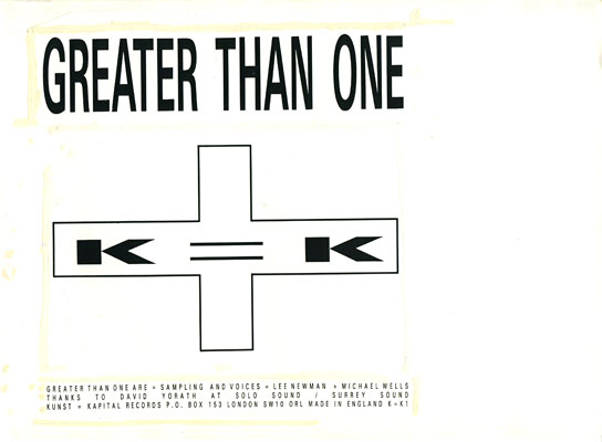 Greater Than One p22