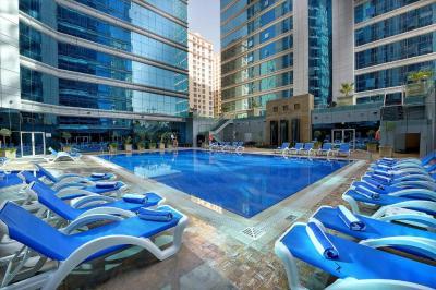 Ghaya Grand Hotel, Dubai, UAE - Booking.com