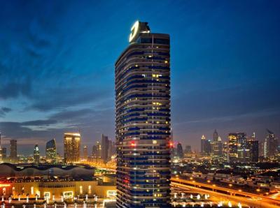 Condo Hotel DAMAC Maison Dubai Mall Street, UAE - Booking.com