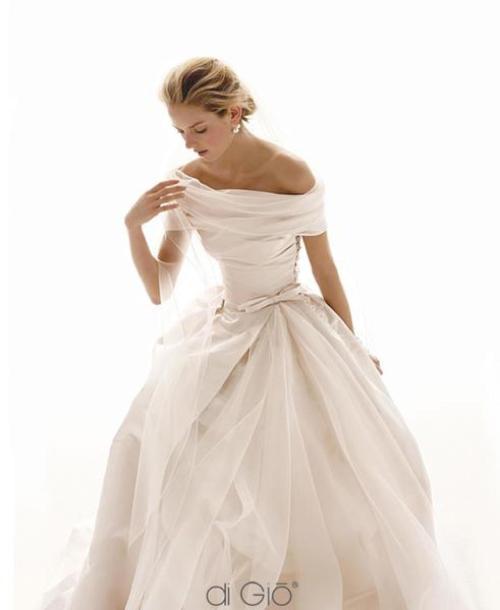 Medium Of Off The Shoulder Wedding Dresses