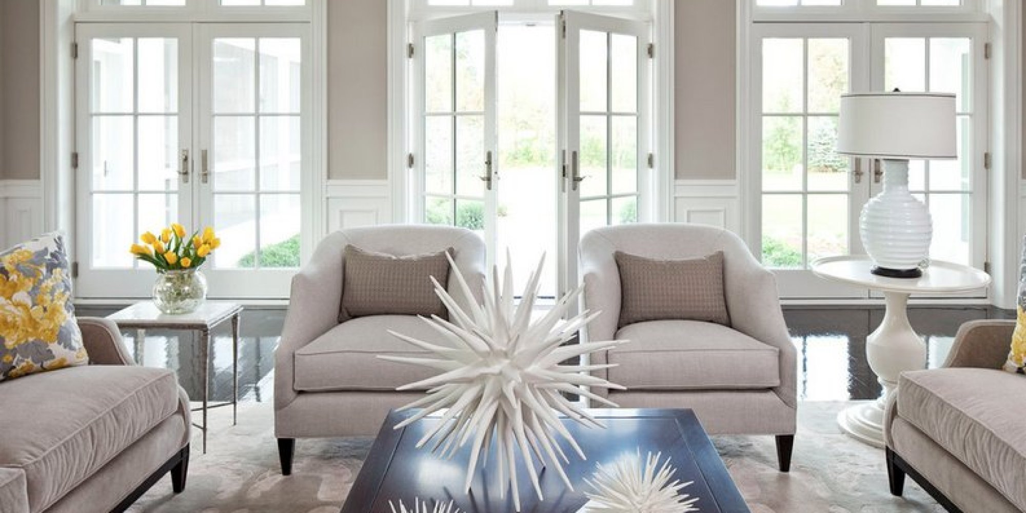 The 8 Best Neutral Paint Colors That ll Work In Any Home  No Matter     The 8 Best Neutral Paint Colors That ll Work In Any Home  No Matter The  Style  PHOTOS    HuffPost