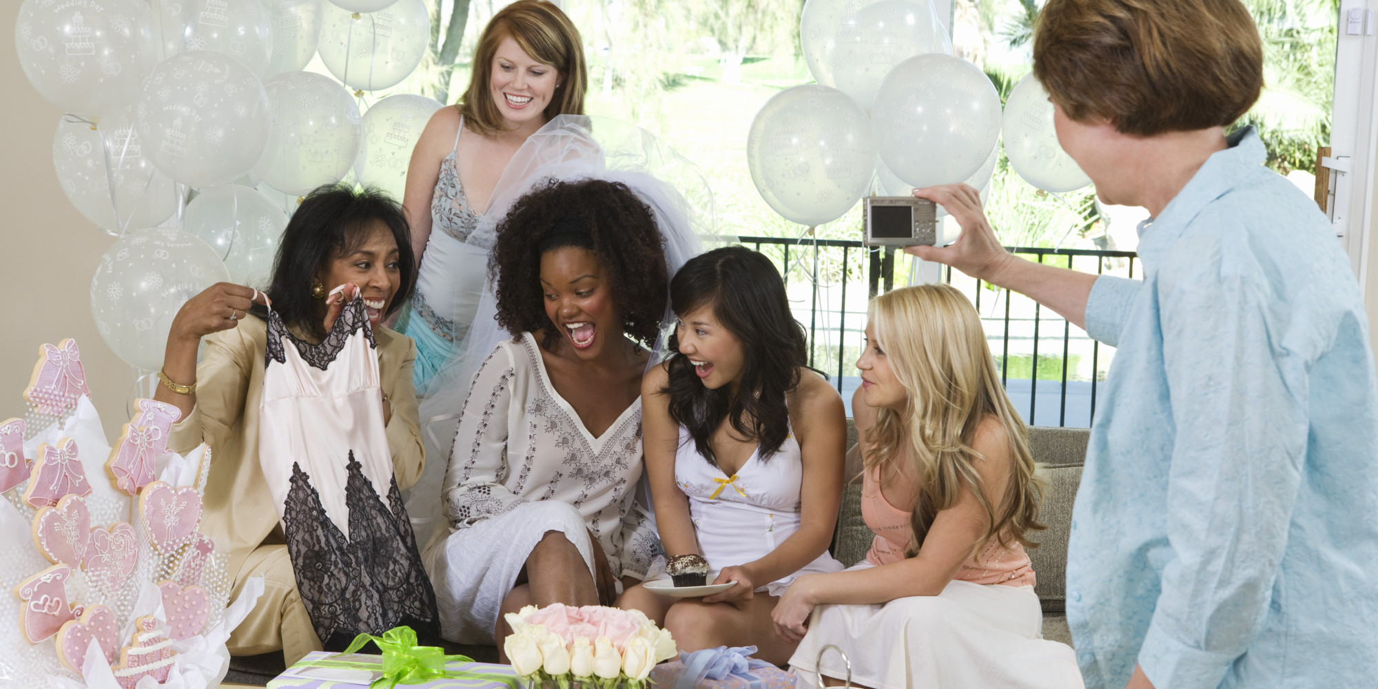 Hilarious Elopement Mor Who Should Be Invited To A Bridal Huffpost Bridal Shower Etiquette Groom Bridal Shower Etiquette bridal shower Bridal Shower Etiquette