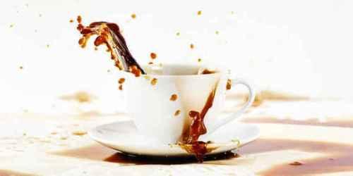 Medium Of Ten Tall Coffee