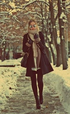 Autumn/ winter- coat