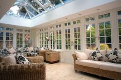 Conservatory 2 | Conservatory interiors, Interiors and Bay ...