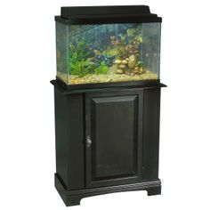 Fish Tank Stands |   Fin? 20 Gallon Ready to Assemble Aquarium