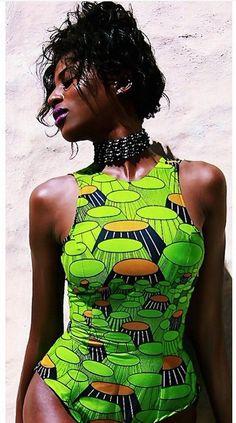 African Fashion swim