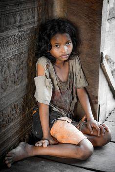 10 year old cambodian girl