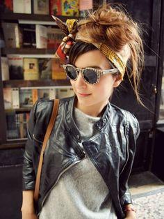 cute jacket by Ployz