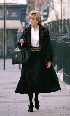 Princess Diana walki