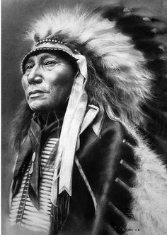 Famous Indian Chiefs And Warriors Photo