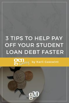 Debt free, Colleges and Student loan debt on Pinterest