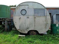 1000+ images about Funky vintage campers and camper ideas on Pinterest | Vintage Campers ...