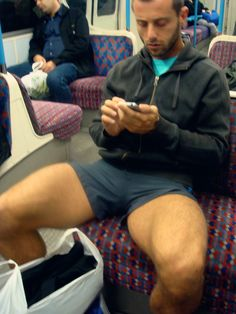 extremely hairy male thighs