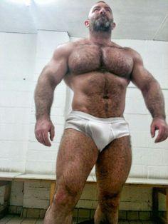 dads big bulge