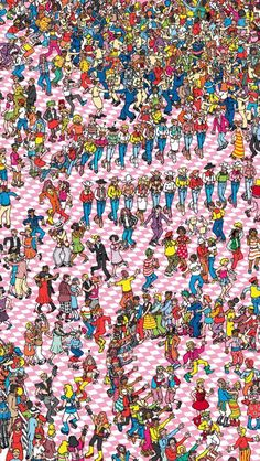 1000+ images about WHERE'S WALDO? on Pinterest   Wheres waldo, Iphone 5 wallpaper and Waldo costume