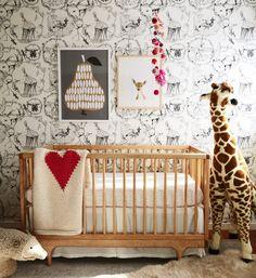 A Charming Nursery T