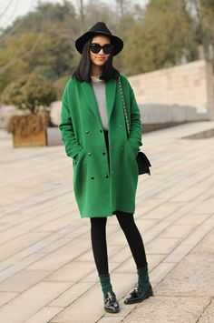 Great statement coat