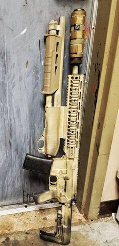 AR-15 5.56/.223 with