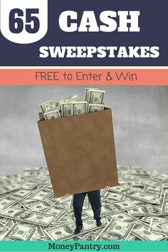 1000+ ideas about Money Sweepstakes on Pinterest | Digital ...