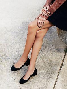 Cyndi Block Heel | S