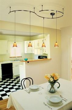 the styled lights match typical environment kitchen track lightingmodern dining room lighting n