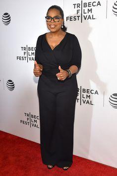 Oprah Winfrey got de