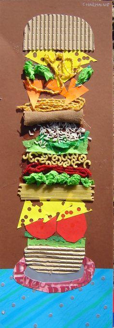 Silly sandwich- (Not