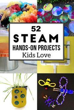 Hands on STEAM activ