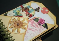 Laura@ following the paper trail on Pinterest | Mini Albums, Album and Paper