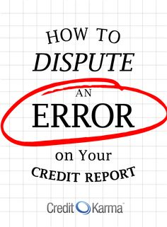 redit Dispute Letter Template | Letter templates, Credit dispute and Templates