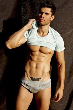 beautiful naked male models