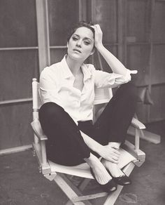 Marion Cotillard, on