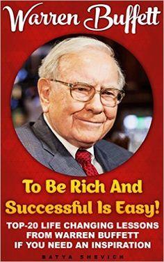 Warren buffett, Life tips and Biography on Pinterest