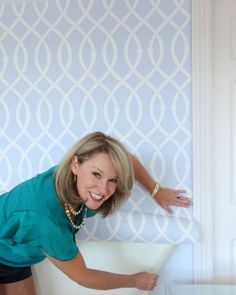 1000+ images about Libby's Peel & Stick Wallpaper Designs on Pinterest | Gates, Lattices and My ...